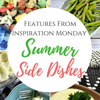 Side Dishes + Inspiration Monday