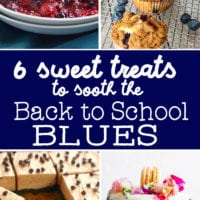 Sweet Treat Recipe Ideas