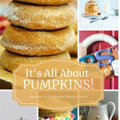 Pumpkin Ideas +Inspiration Monday
