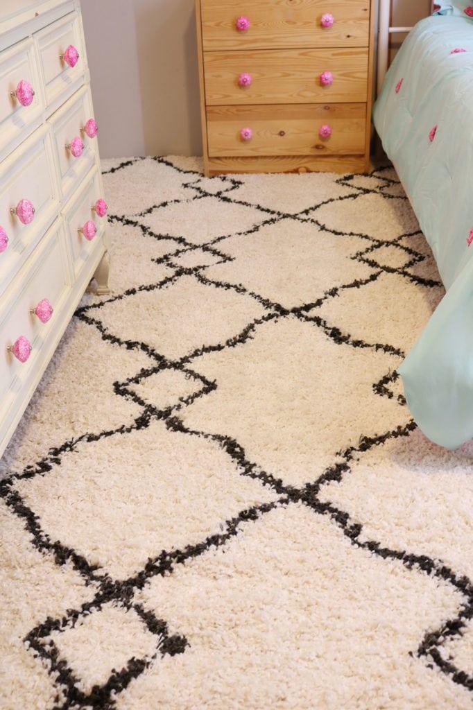 rug details