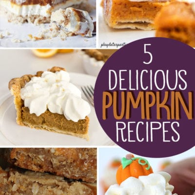 Pumpkin Recipes + Inspiration Monday