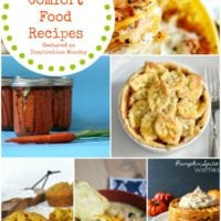 Fall-Comfort-Food-Recipes-featured-on-Inspiration-Monday