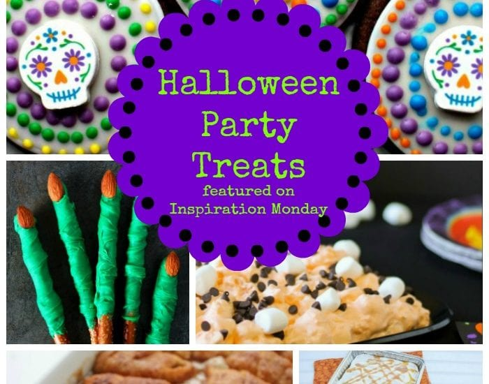 Halloween-Party-Treats-featured-on-Inspiration-Monday