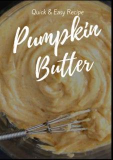 Pumpkin Butter Recipe You will love