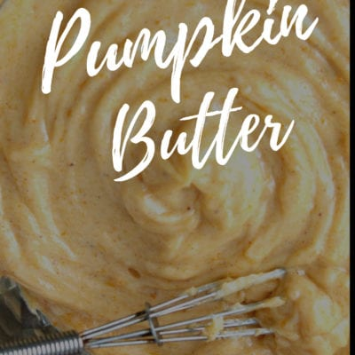 Pumpkin Butter Recipe You will love