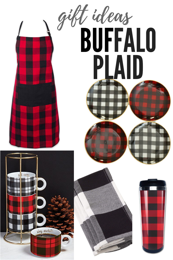 Buffalo Plaid Gift Ideas For Your Home | Refresh Restyle