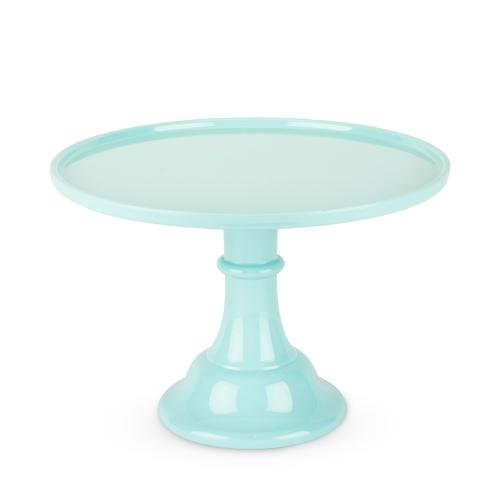 Cake stand turquoise