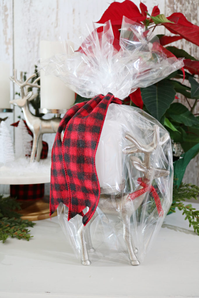 BHG Deer wrapped - Christmas Gift Ideas Under $25