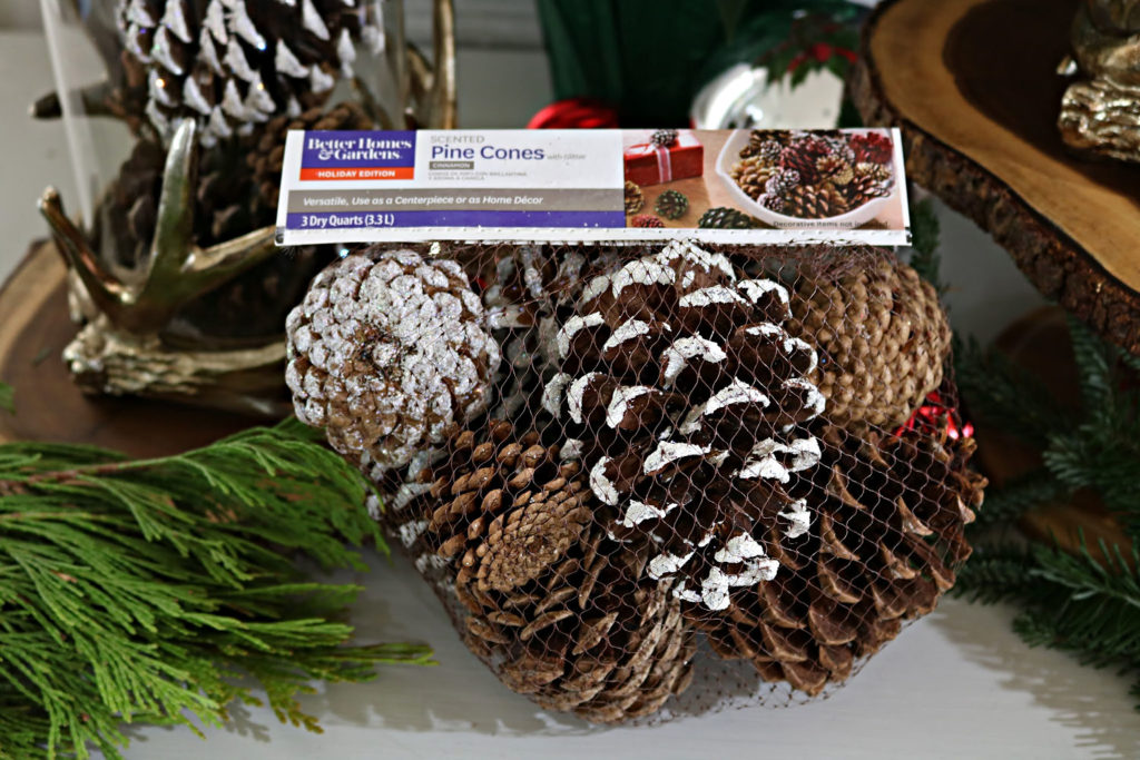 BHG Scented Pinecones - Christmas Gift Ideas Under $25