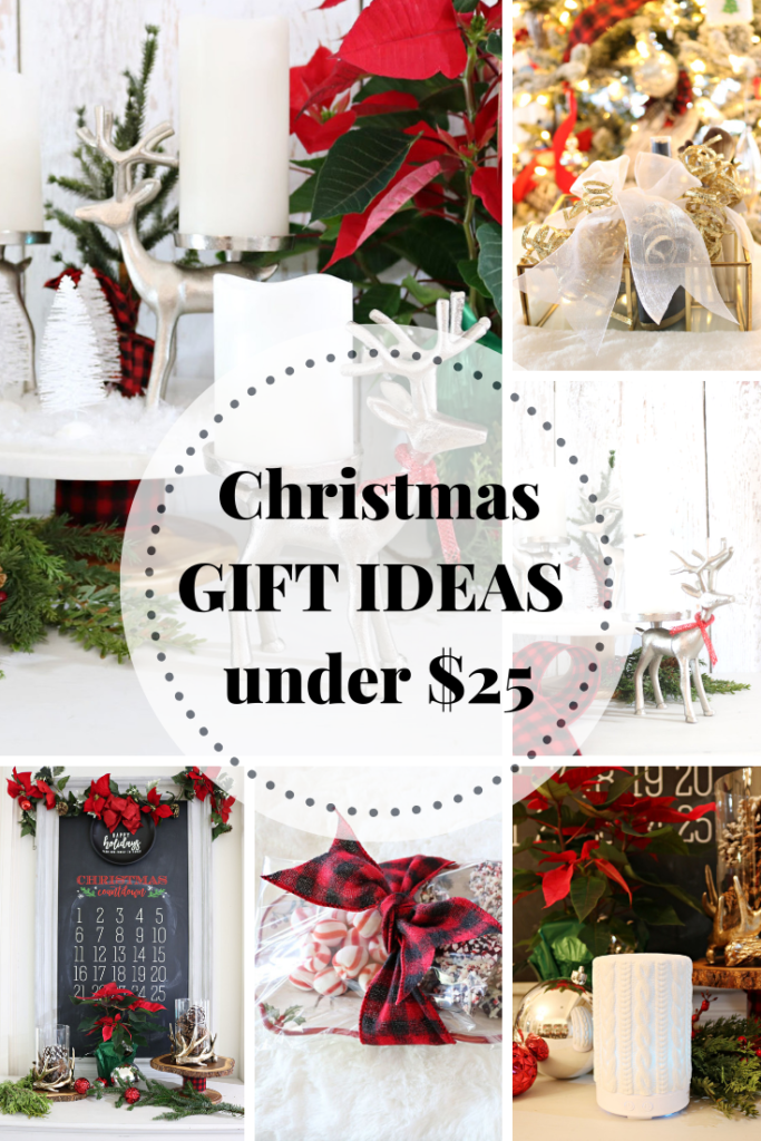 Christmas Gift Ideas Under 25 & Christmas Gift Ideas Under $25 - WOW | Refresh Restyle