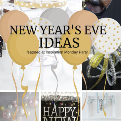 New Year's Eve Ideas + Inspiration Monday