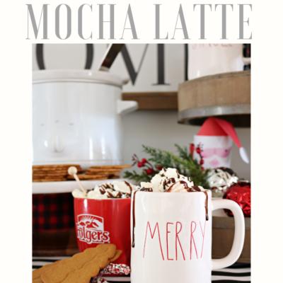 Recipe for Slow Cooker Mocha Latte