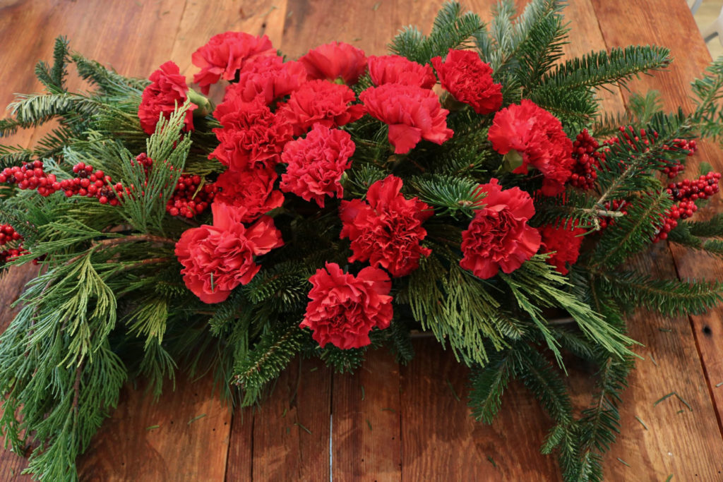 add carnations