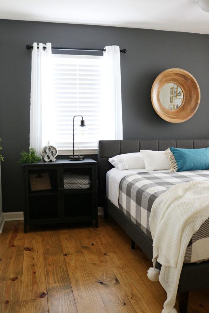Design BHG farmhouse modern - Modern Farmhouse Bedroom Makeover