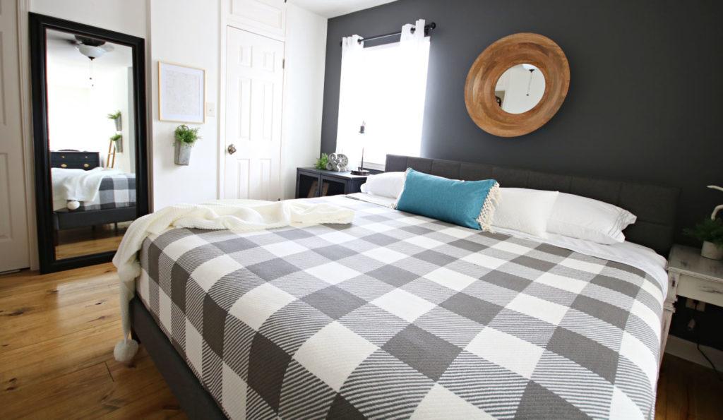 Idea Farmhouse BHG bedroom - Modern Farmhouse Bedroom Makeover