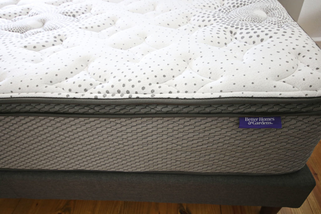 Mattress in a box for the Modern Farmhouse Bedroom Makeover