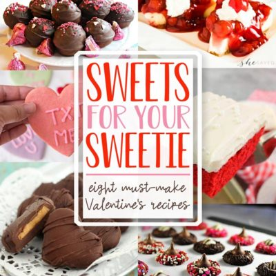 Valentine Sweets + Inspiration Monday