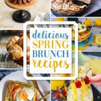 Brunch Recipes + Inspiration Monday