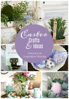 Easter-Crafts-and-Ideas-featured-on-Inspiration-Monday