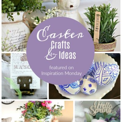 Craft Ideas – Easter – Inspiration Monday