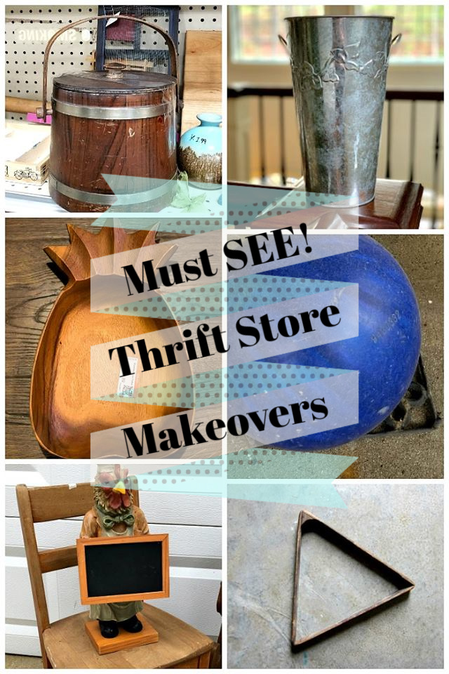 Thrift store ideas