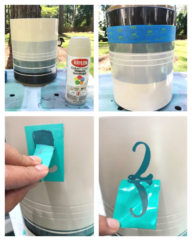 DIY antique like Crock idea