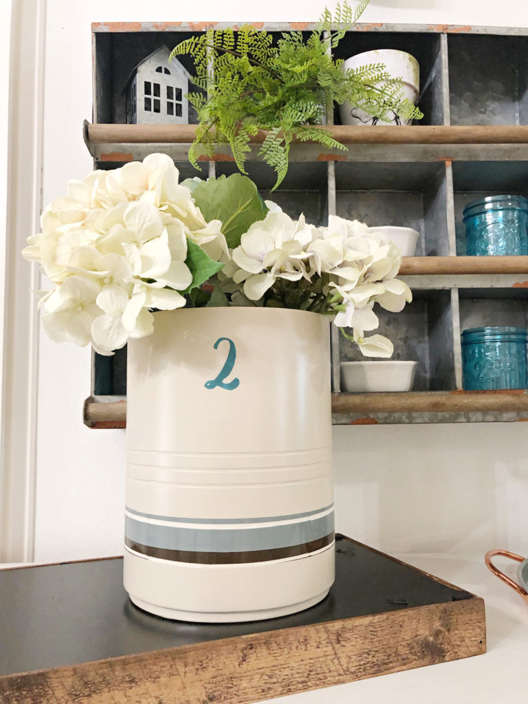thrifty idea for a diy crock