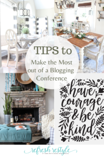 Tips for Blogging Conference