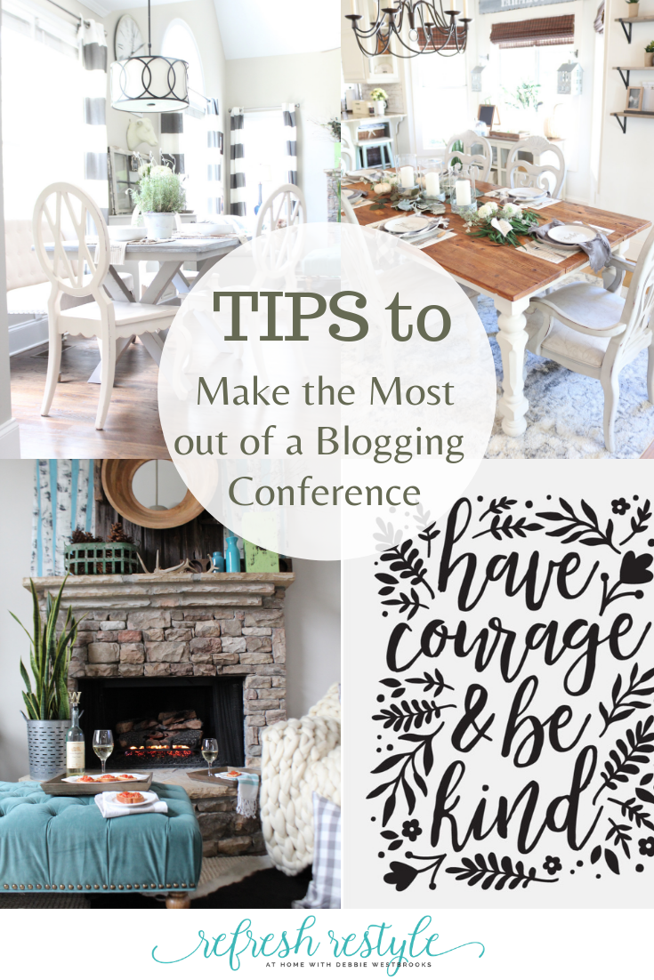 Tips for Blogging Conference 2019 Haven Conference