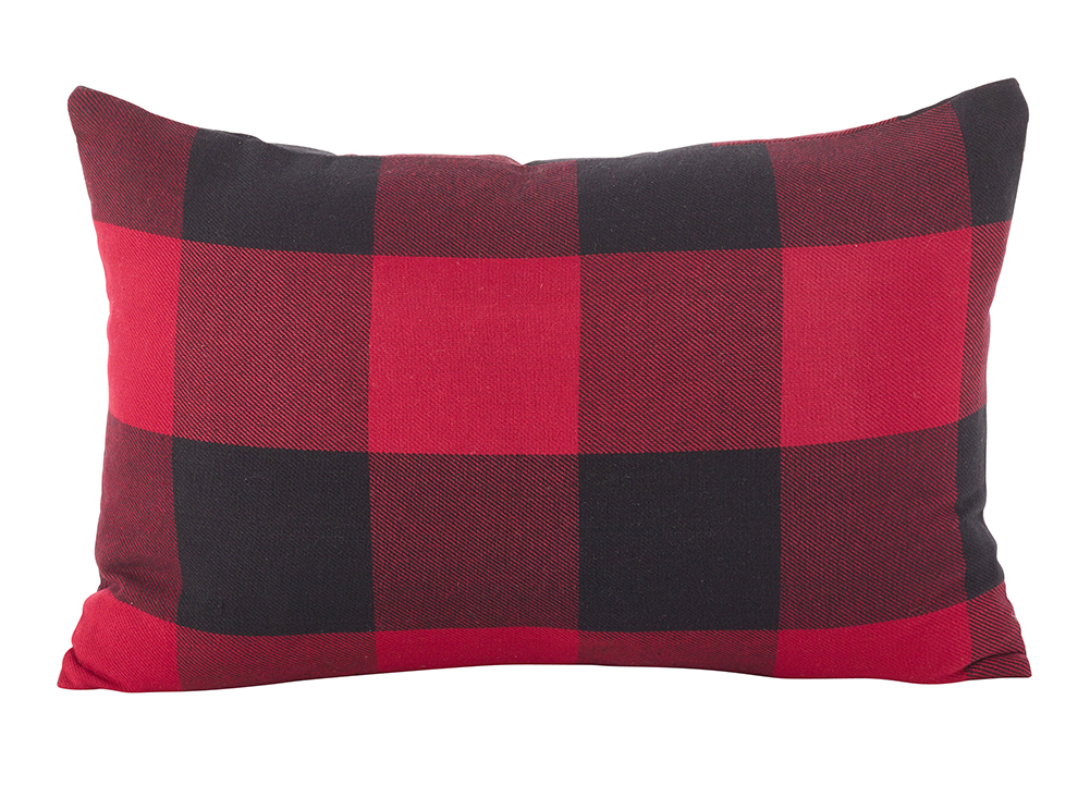 Buffalo Check pillow cover