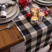 Buffalo Check Table Runner | Great Gift Ideas Under $10