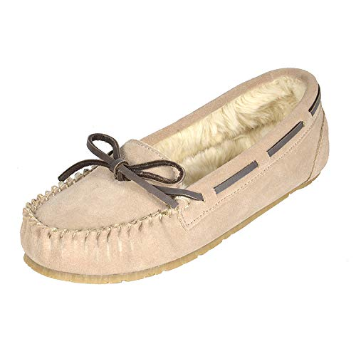 Dream Pairs Sheepskin Slip On House Slippers | Warm and Cozy Gift Ideas