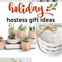The best holiday hostess gift ideas!