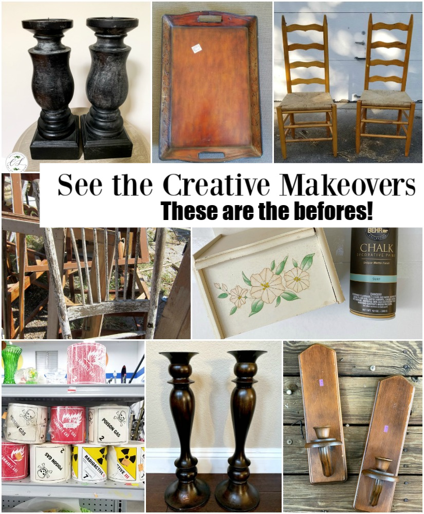Thrift store ideas so creative must see