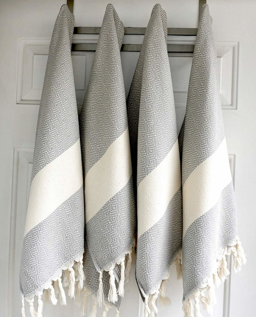 Turkish Hand Towels | The Best holiday hostess gift ideas!