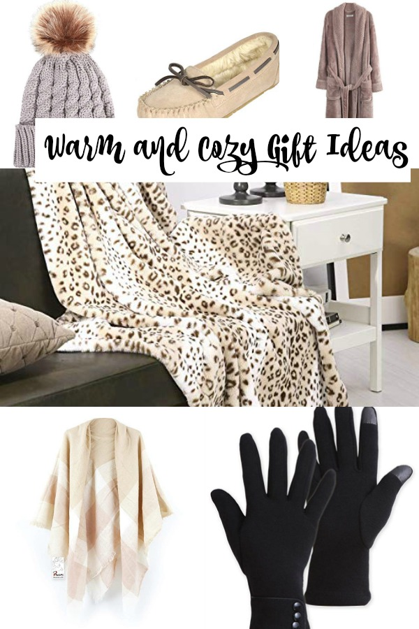 Warm and Cozy Gift Ideas