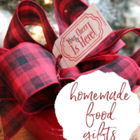 The best holiday homemade food gift ideas!